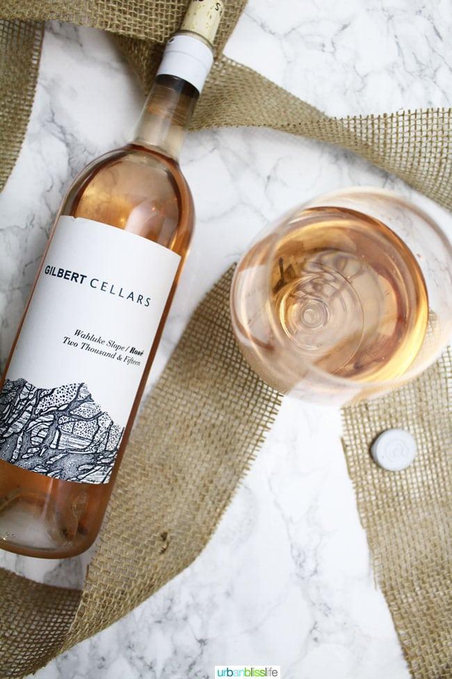 National Drink Rosé Day pick: Gilbert Cellars Rose