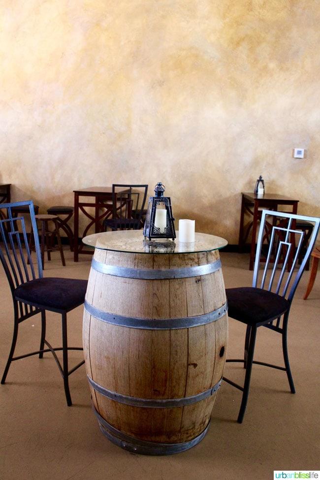Antolin Cellars in Yakima, Washington - Wine Feature on UrbanBlissLife.com