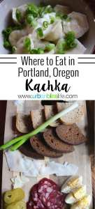 Kachka restaurant in Portland, Oregon expands happy hour. Mouthwatering food photos and details on UrbanBlissLife.com