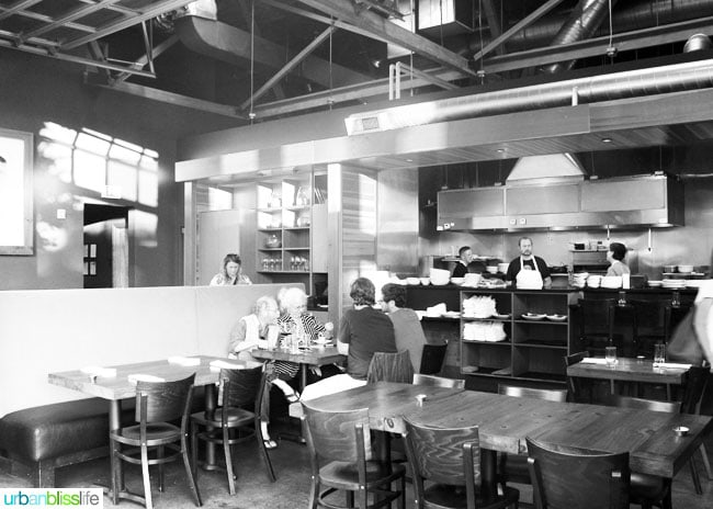 Lincoln restaurant happy hour in Portland, Oregon. Happy Hour Menu and Photos on UrbanBlissLife.com