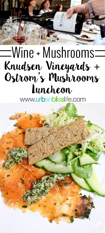 knudsen-vineyards-wine-mushroom-pairing-portland
