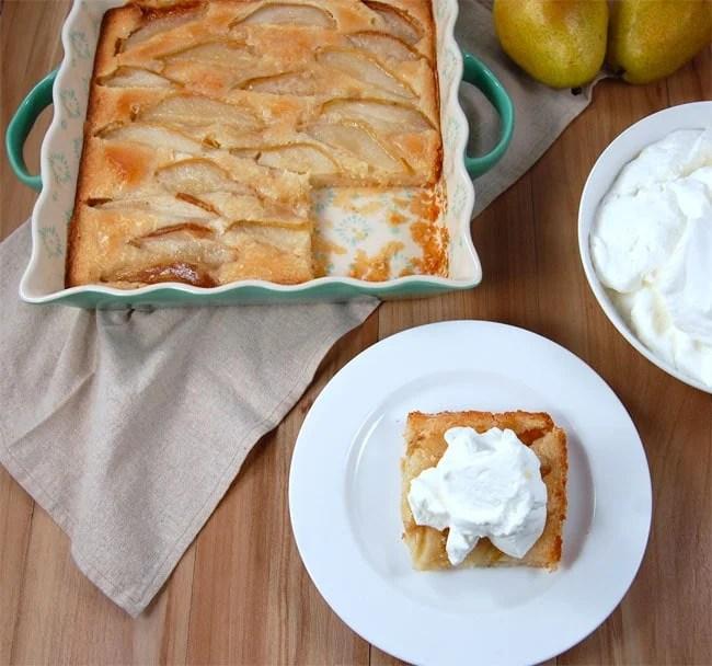 pear-cobbler-almond-whipped-cream