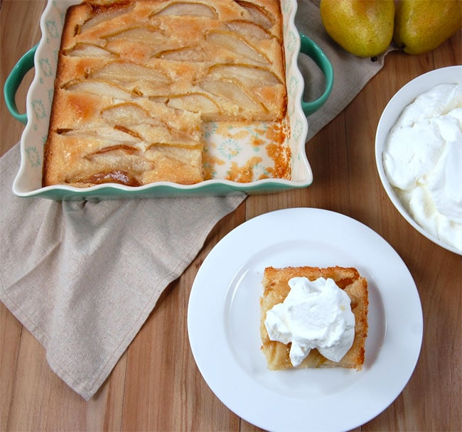 pear-cobbler-almond-whipped-cream