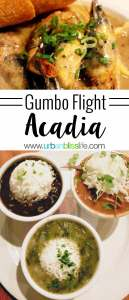 Acadia's Gumbo Flight returns to Portland! Details on UrbanBlissLife.com