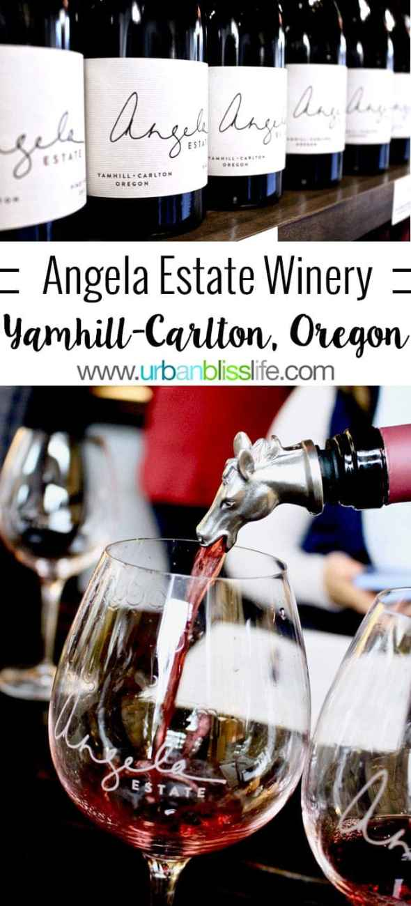 Wine Bliss: Angela Estate Winery