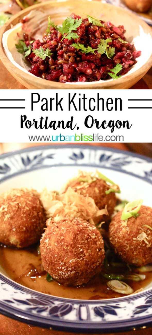 Food Bliss: Park Kitchen Expands Happy Hour Menu