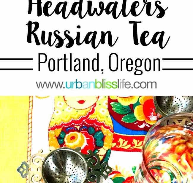 Russian Tea Experience at the Heathman Hotel in Portland, Oregon on UrbanBlissLife.com