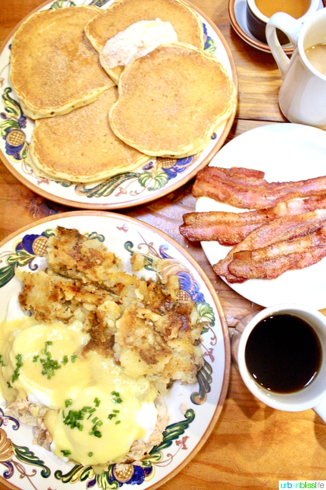 Where to Eat in Walla Walla: Maple Counter, restaurant review on UrbanBlissLife.com