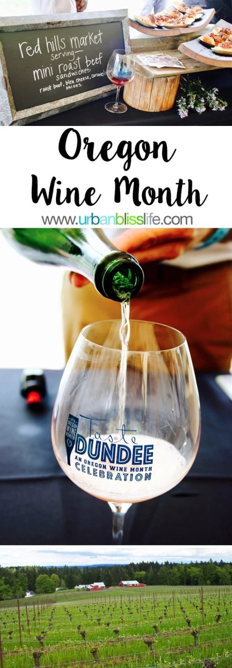 Wine Bliss: Oregon Wine Month Tastings, Tours, and Tips!