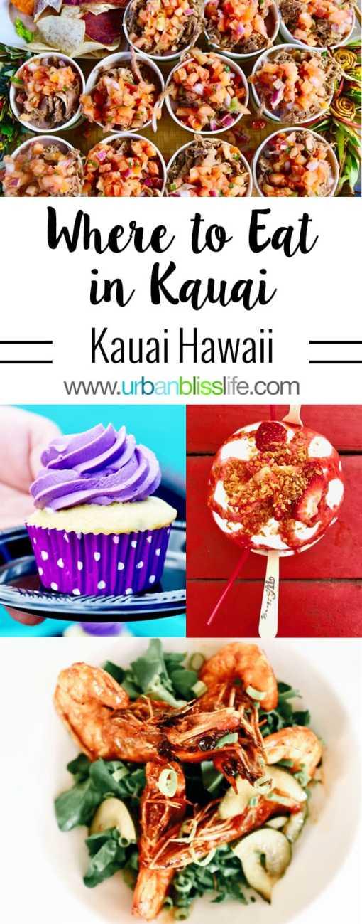 Travel Bliss: Where to Eat in Kauai Hawaii