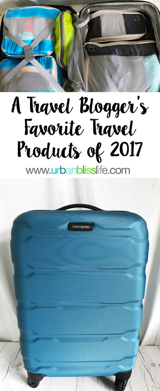 A Travel Blogger's 5 Favorite Travel Products of 2017