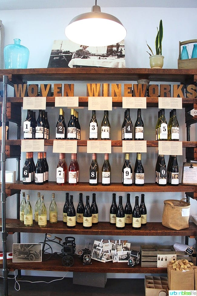 WINE BLISS: Woven Wineworks Pop-Up Series & Events