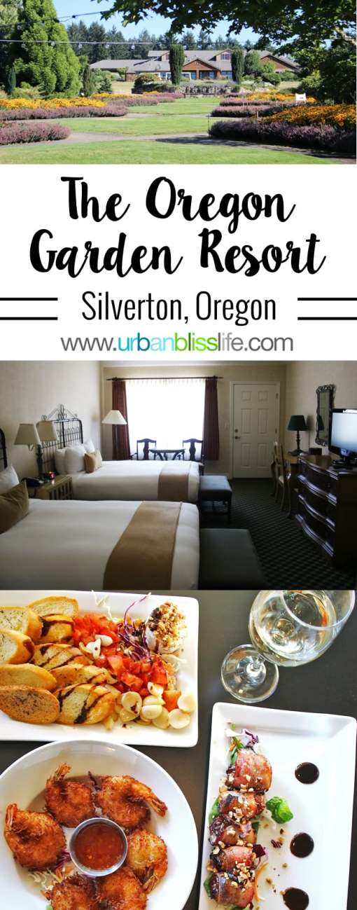 Travel Bliss: The Oregon Garden Resort (Silverton, Oregon)