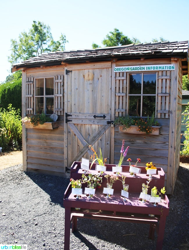 the oregon garden travel on urbanblisslifecom - Garden Sheds Oregon