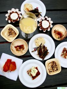 Feast Portland 2017 Best Bites and Sips Brunch Village