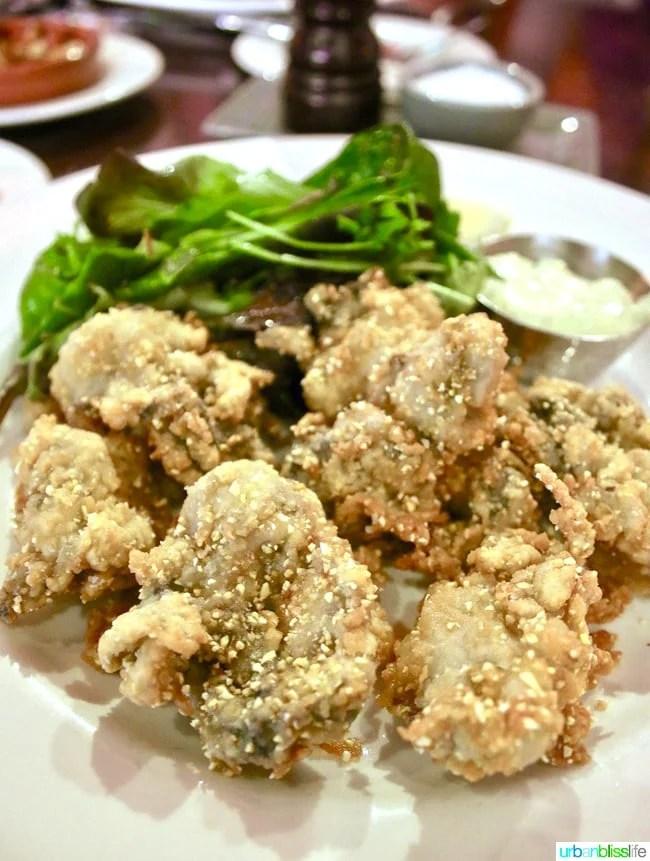 Marche restaurant Eugene Oregon, restaurant review on UrbanBlissLife.com