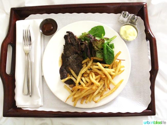 French-inspired Pacific Northwest cuisine at Marche restaurant Eugene Oregon, restaurant review on UrbanBlissLife.com