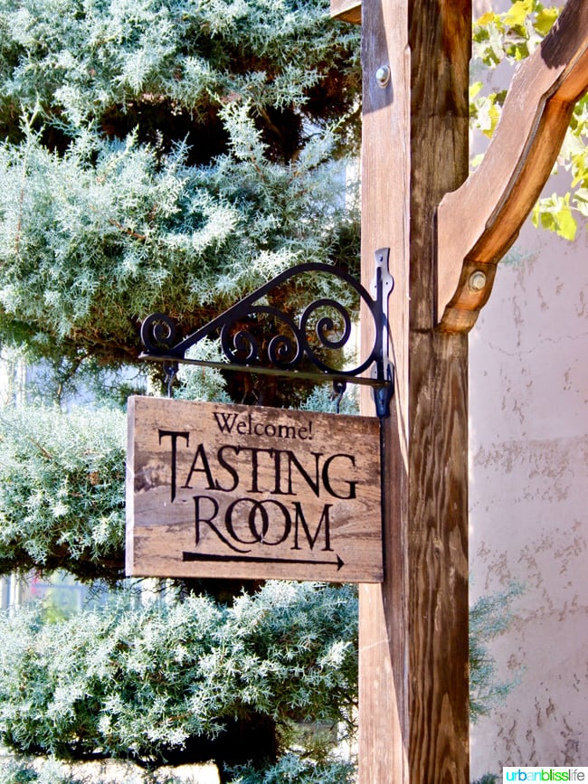 Applegate Valley wine tasting: Troon Vineyards tasting room, on UrbanBlissLife.com