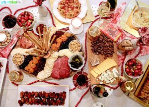 How to host the ultimate holiday wine pairing party tips from UrbanBlissLife.com