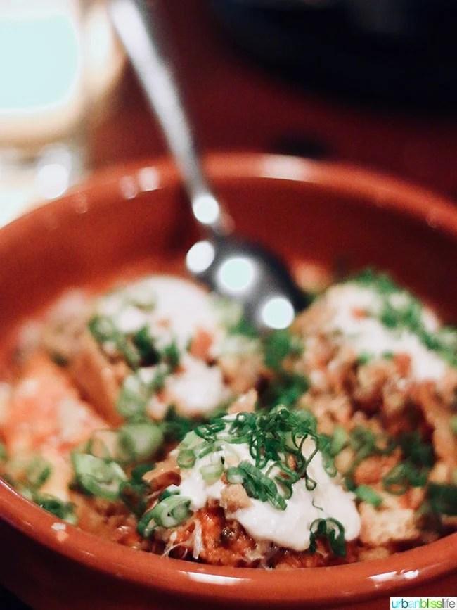 Albondigas Chicken Meatballs at Bar Casa Vale