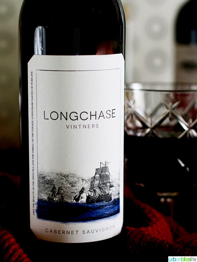 Martha Stewart Wine Co. Longchase wine