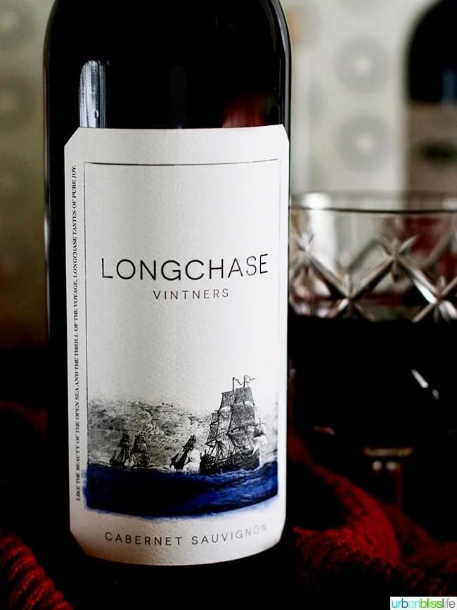 Martha Stewart Wine Co. Longchase wine