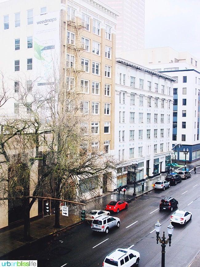 Hi-Lo Hotel downtown Portland, Oregon