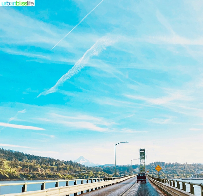 Hood River Toll Bridge