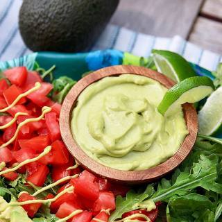 Creamy Avocado Lime Dressing & Dip