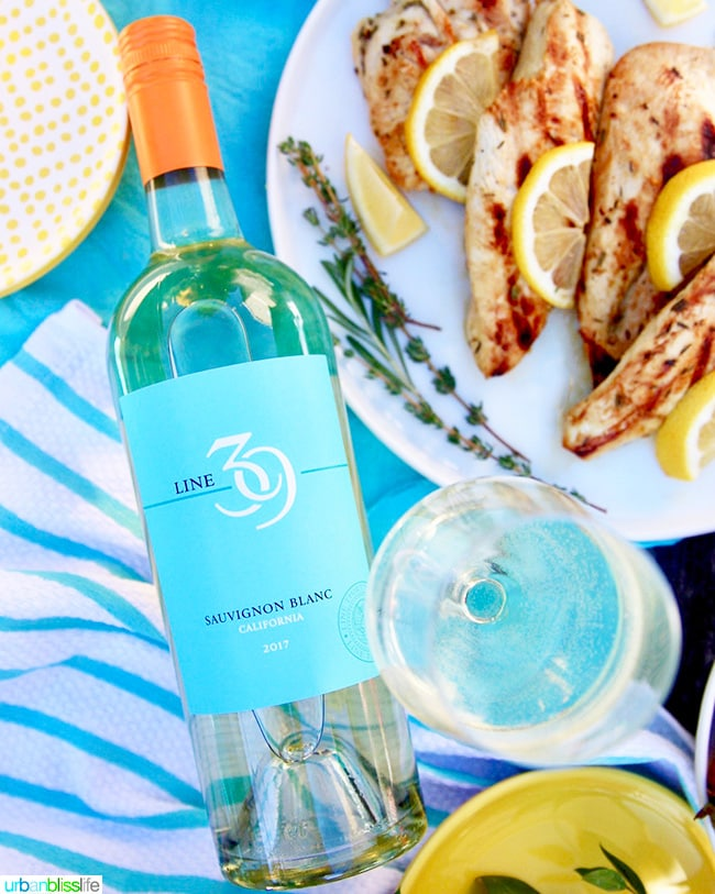 line 39 wine sauvignon blanc