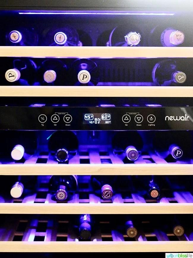 tips for proper wine storage