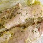 Simple Lemon Herb Grilled Chicken