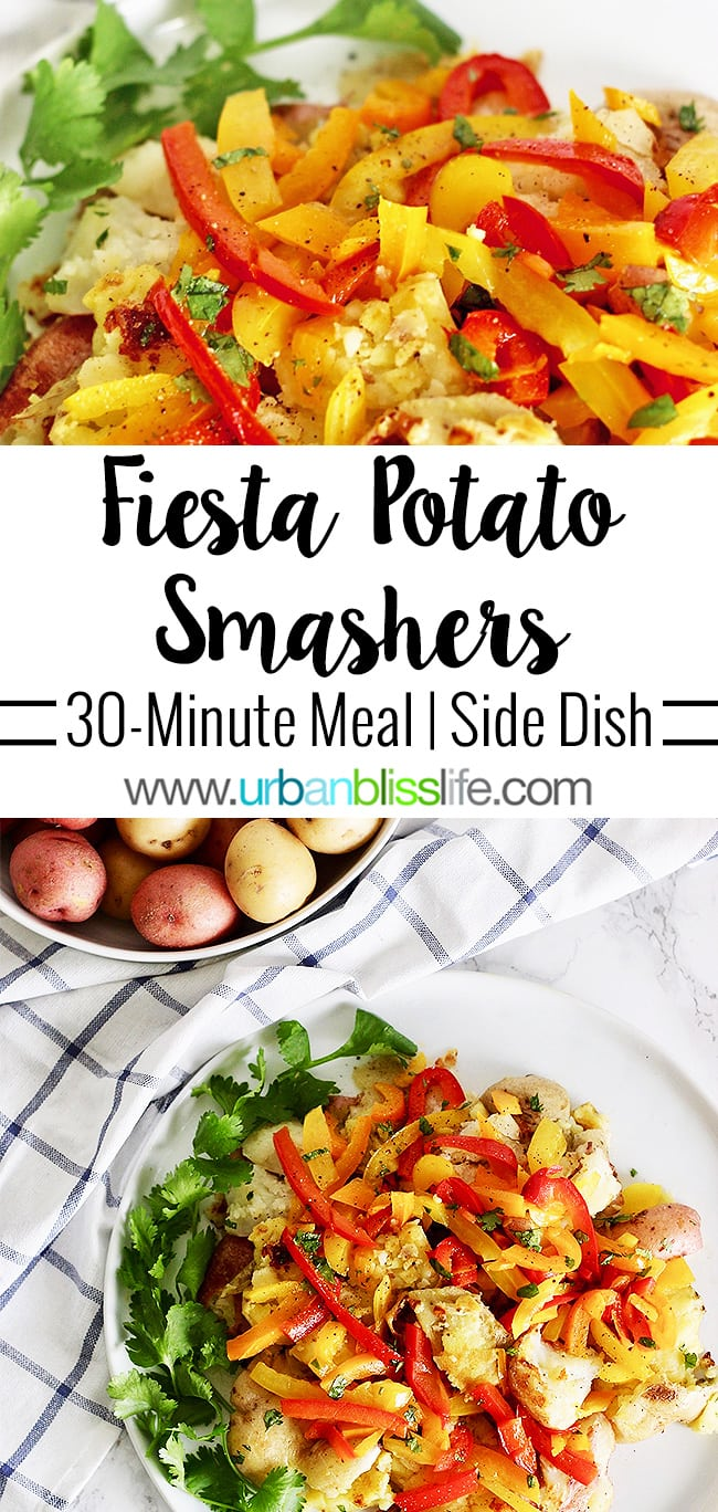 Fiesta Potato Smashers