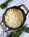 dutch oven shepherd's pie