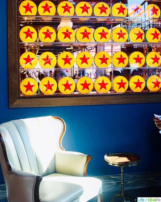Pixar Pier Lamplight Lounge
