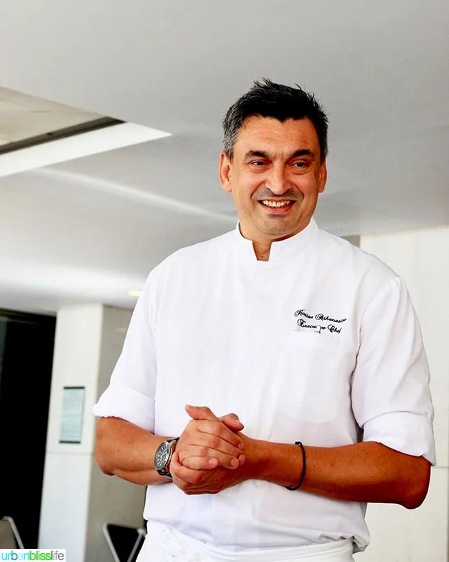 Hilton Athens Executive Chef