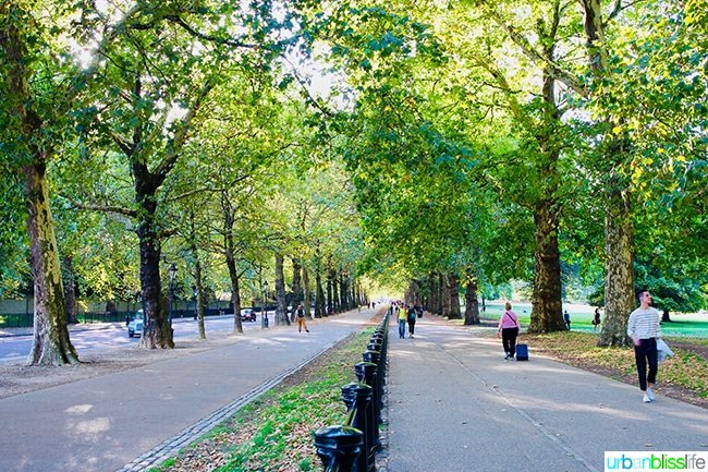 London Green Park