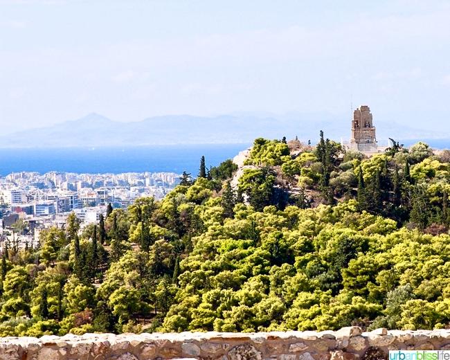 Acropolis Tour Athens Greece