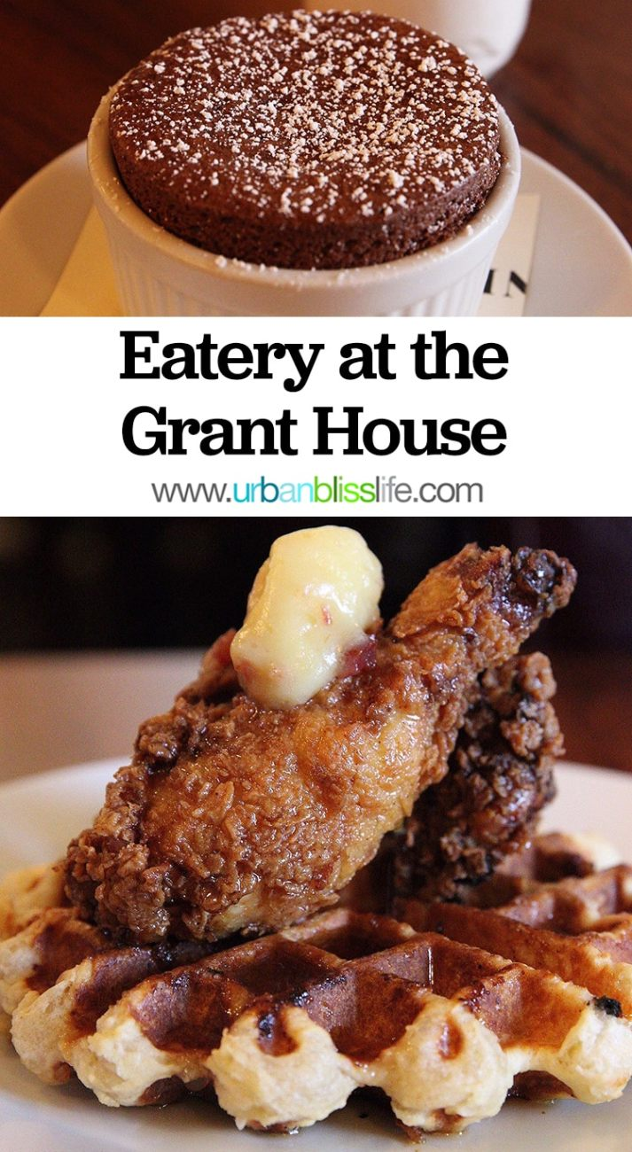 Eatery at Grant House restaurant review