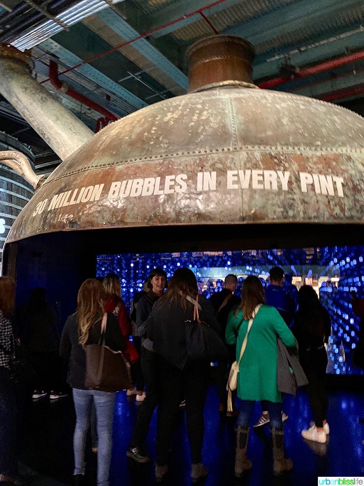 Guinness Storehouse tour