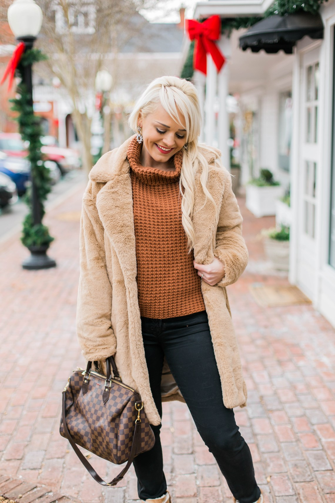 essential-winter-layers-free-people-sweater-faux-fur-jacket