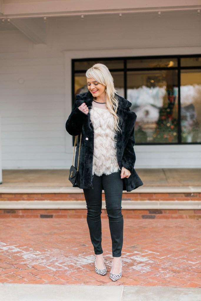 faux-fur-jacket-fringe-top-sail-to-sable-leopard-heels-urban-blonde