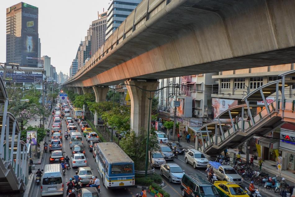 Sukhumvit Road Bangkok Thailand 171 Urban Capture Travel