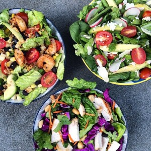 Salads in the Loop