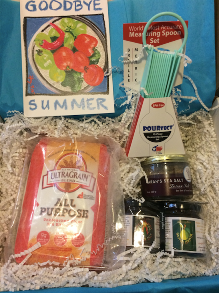 Mary's Secret Ingredients Subscription Box Review