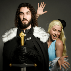 Review: Thrones! the Musical