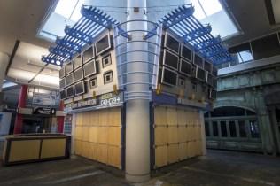 Concourse C at CVG