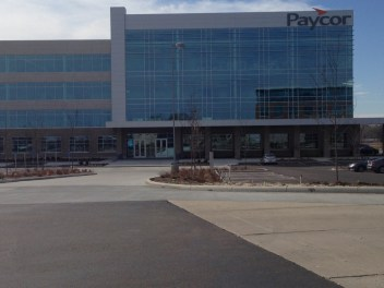 Paycor HQ Entrance (James Bonsall)