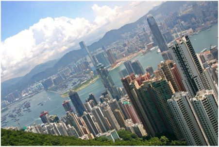 Hong Kong [Randy Simes]