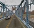 Roebling Suspension Bridge [Google Street View]
